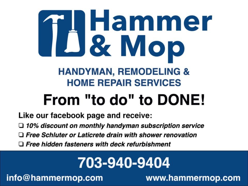 Handyman Services Community Info Share