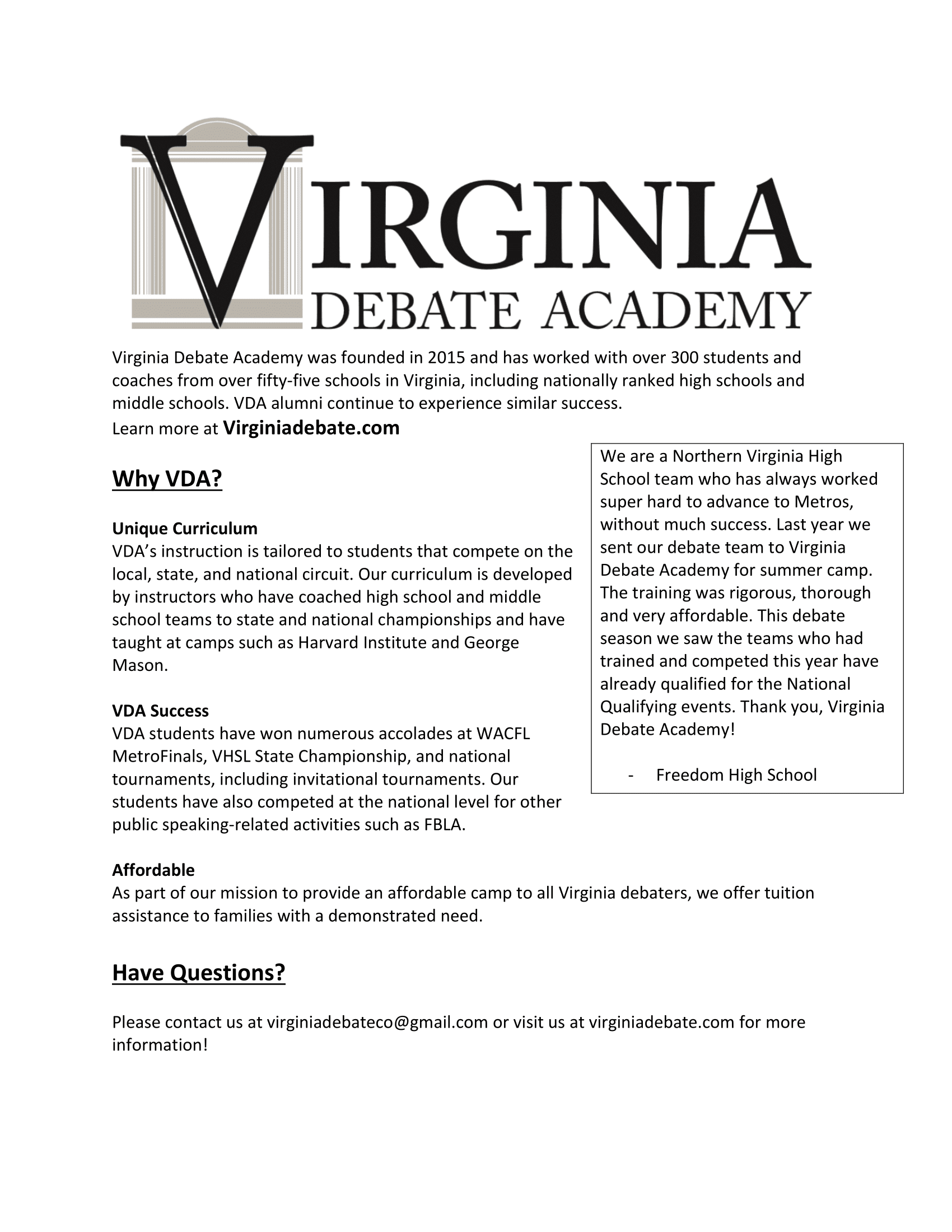http://www.cinfoshare.org/education/virginia-debate-academy/summer-speech-and-debate-camp-2020