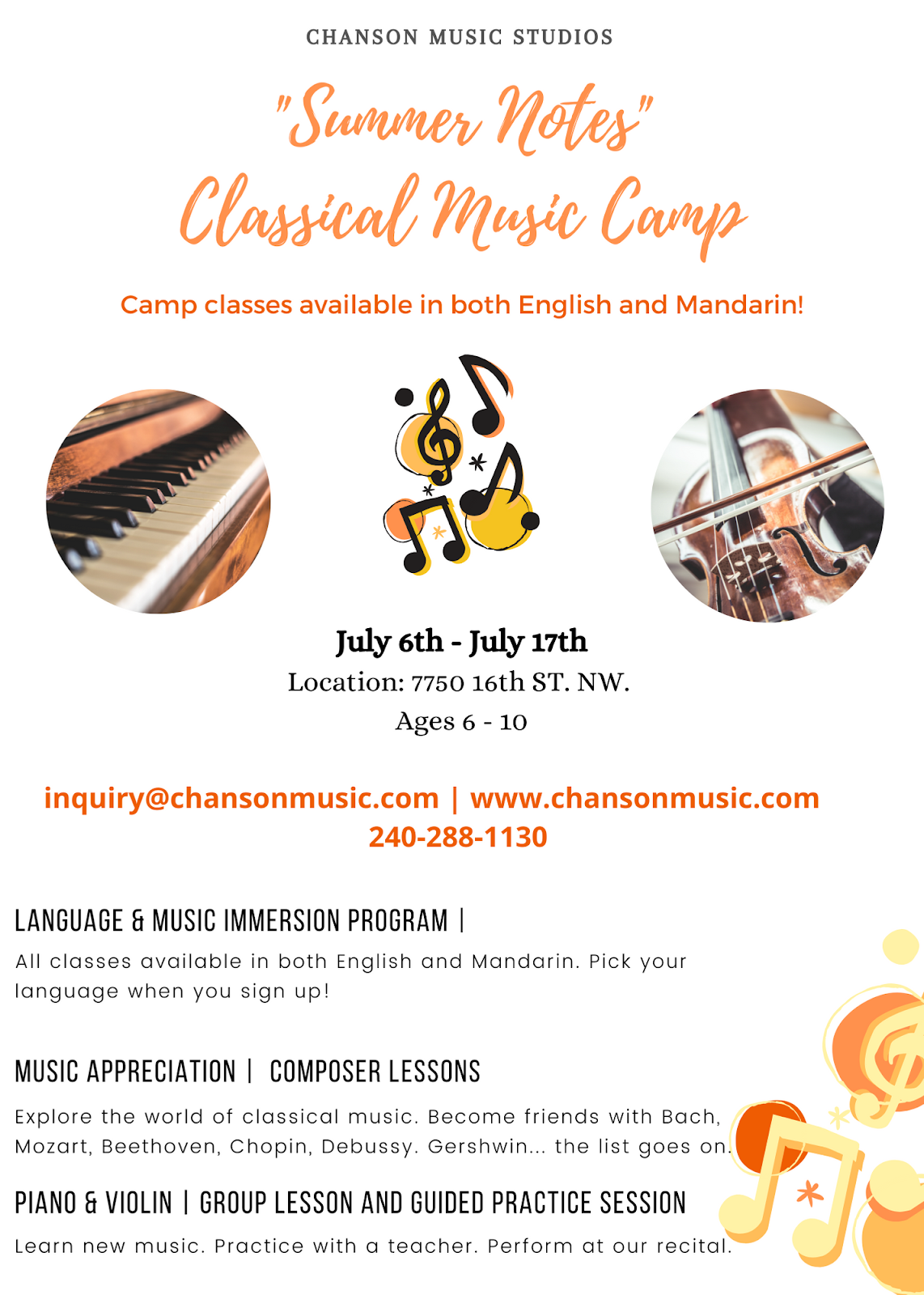 https://www.chansonmusic.com/summer-camp